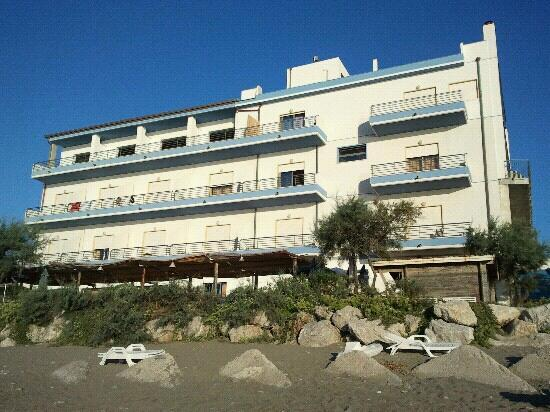 Capo Nettuno: Vista mare