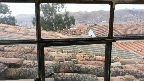 Hostal Buena Vista - Cusco: View from Overflow Room #15