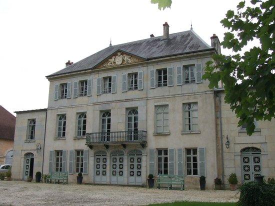 Salans, France : le château