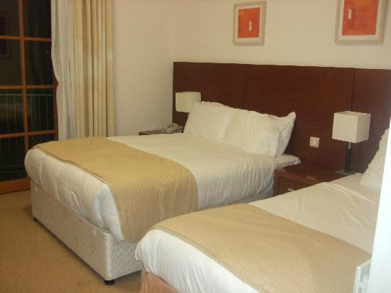 Lough Allen Hotel & Spa: Bedding