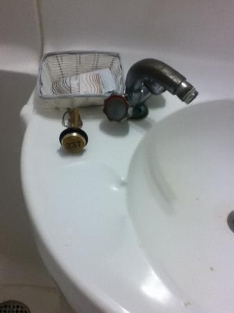 Piccolo Hotel Il Palio: rubinetto