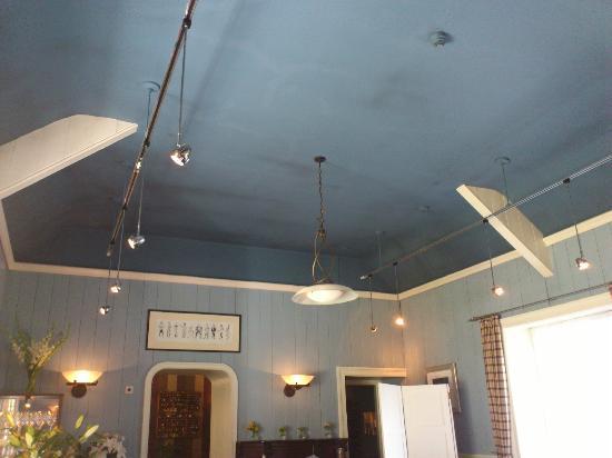 Tyddyn Llan: The second dining room
