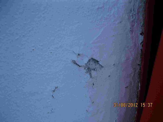Erdek Mini Motel: duvar boyaları