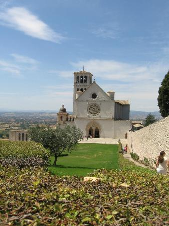 Agriturismo Il Borghetto: Assisi...una vera meraviglia