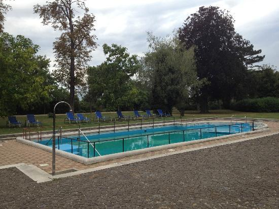 Szidonia Manor House: Pool