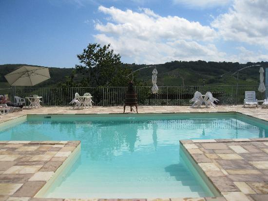 Miglianico, Italy: la piscina
