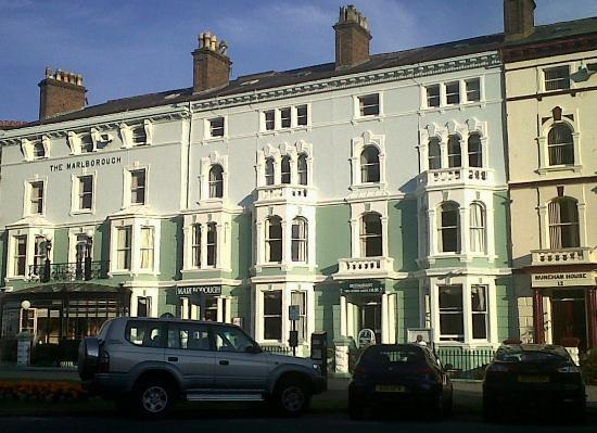 The Marlborough Hotel: Marlborough, Llandudno