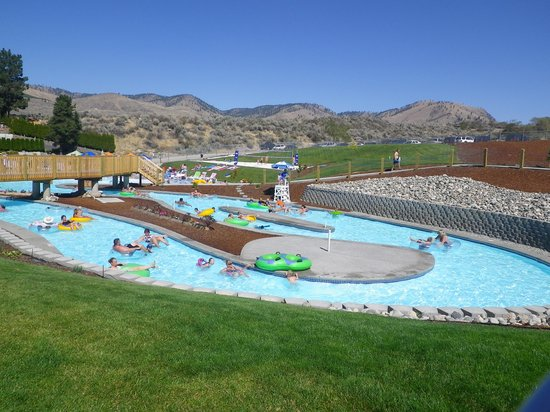 Chelan, Etat de Washington : Lazy River