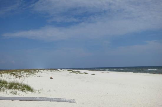 Gulf Islands National Seashore Pensacola Fl