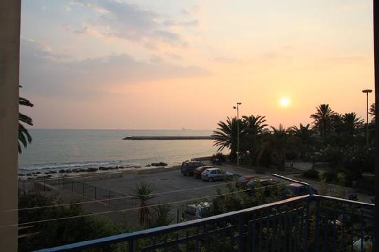 B&B Villetta sul Mare : Vista dal B&B