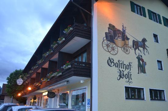 Landgasthof Zur Post: L'esterno