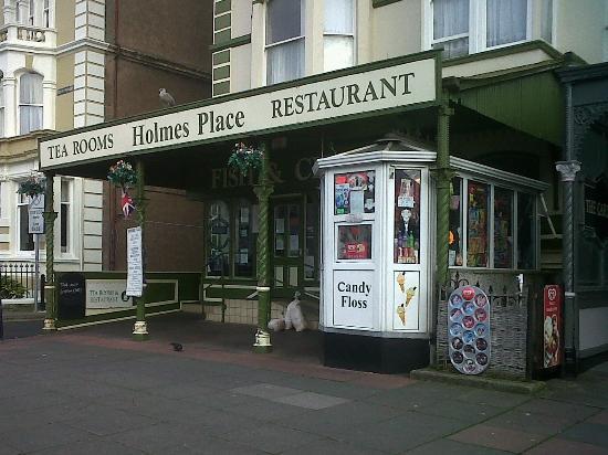 Holmes Place, Llandudno