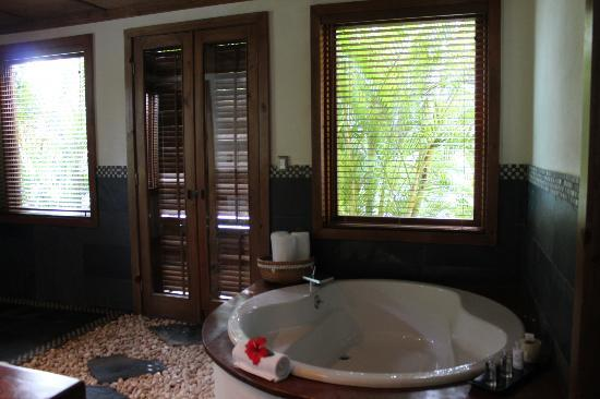 Zoetry Agua Punta Cana: Bathroom