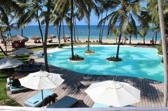 Zoetry Agua Punta Cana: Fabulous main pool