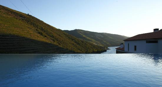 Quinta do Pego: Vista da piscina