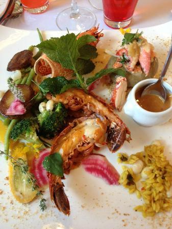 La Fine Fourchette : Le plat à base de homard