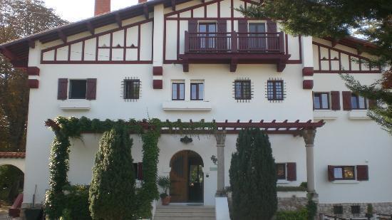 Villa du Parc: Haupthaus