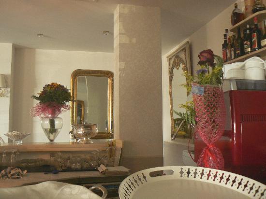 Punta Campanella Resort & Spa : hall de l'hôtel
