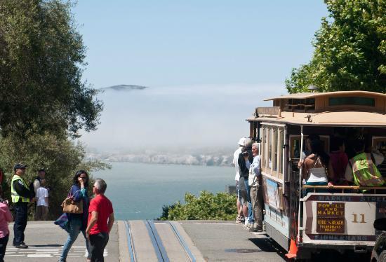 Photo Tours of San Francisco Day Tours : Streetcar