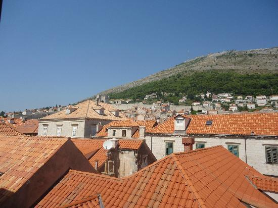 The Pucic Palace : view from room