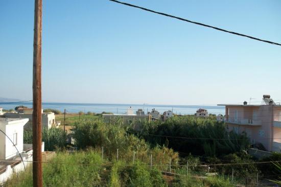 Irinoula Dreams: Vista dal balcone