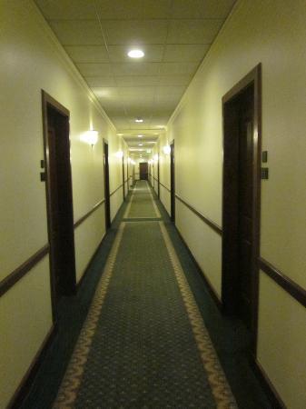 BEST WESTERN PLUS Pioneer Square Hotel: hallway