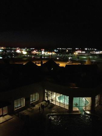 Four Points by Sheraton Saginaw: from room 525