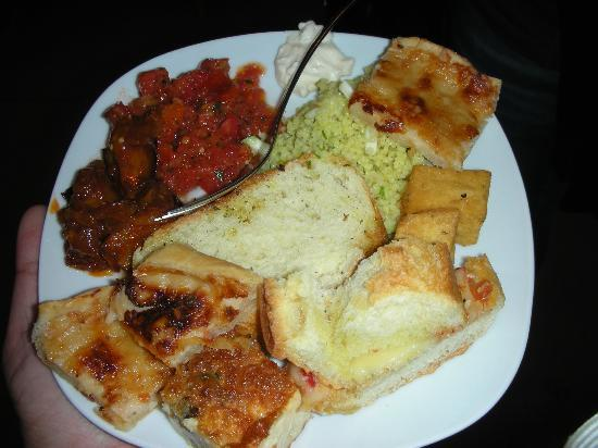 QOC: Assaggi dal buffet