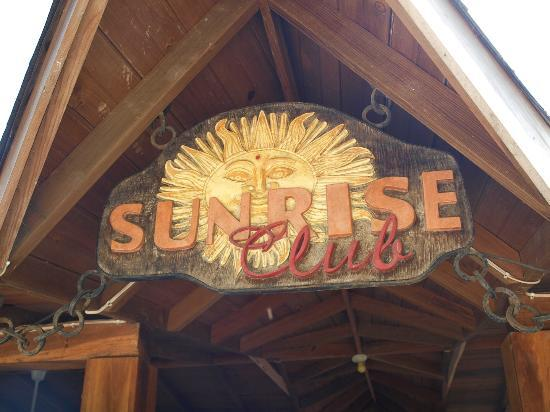 Sunrise Club: SUNRISEEE