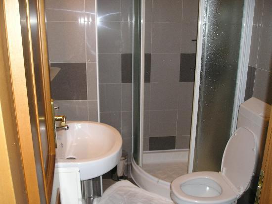 Best Western Plus Hotel Felice Casati: Bathroom