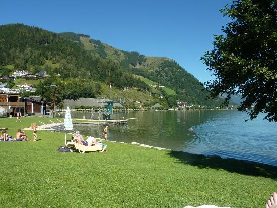 Strandbad Zeller See: strandbad
