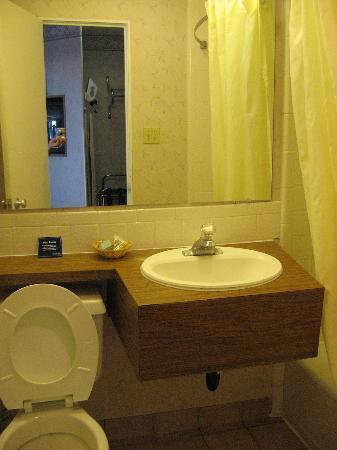 Travelodge Page : Bagno