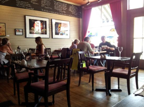 Milford Bistro: The atmosphere