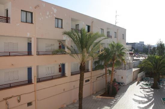 Apartamentos Xaloc : hotel