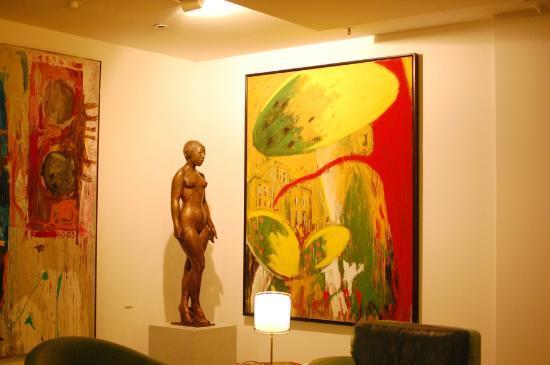 Maritim proArte Hotel: Lobby