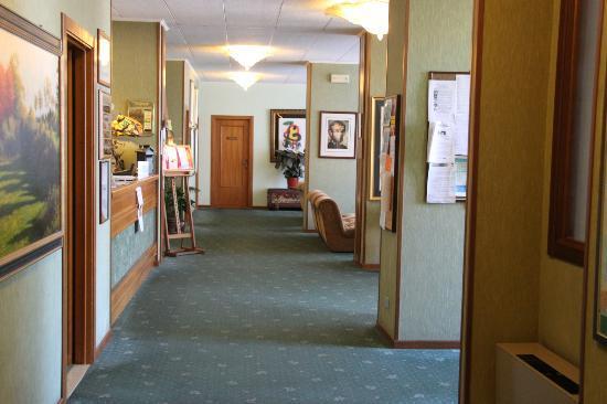 Ilgo Hotel: Hotel Lobby