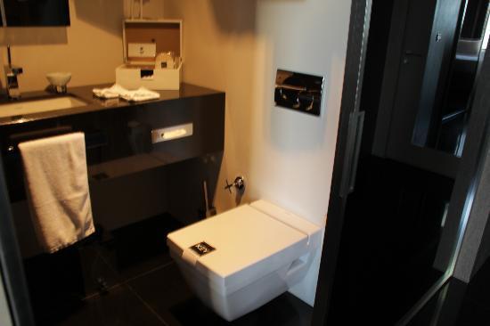 Key Hotel : Toilet
