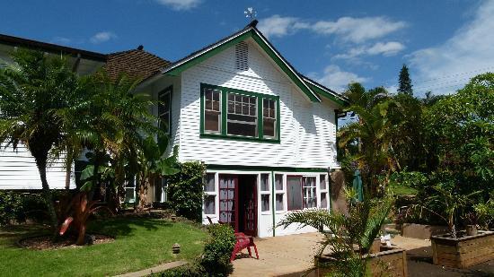 Nalu Kai Lodge: l'esterno