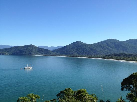 Pousada Picinguaba: Picinguaba bay