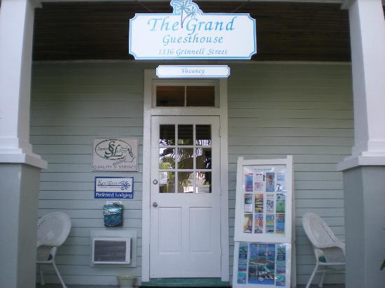 The Grand Guesthouse: Main Entrance