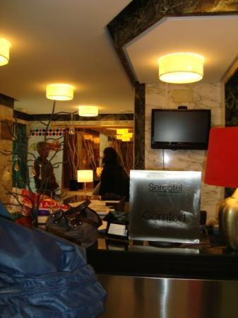 Sercotel Hotel Togumar: Reception