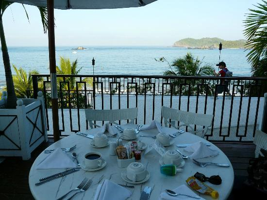Club Med Ixtapa Pacific: View from main dining area