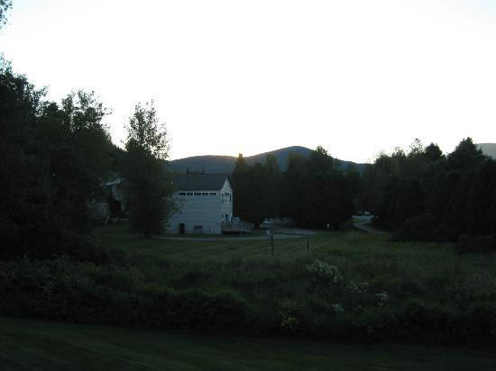 Grey Fox Inn & Resort: View from Balcony