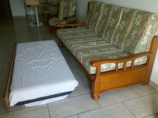 Dragos Del Sur: sofa-cama para niños