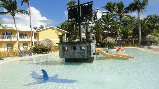Grand Palladium Punta Cana Resort & Spa: Vista de la piscina de niños