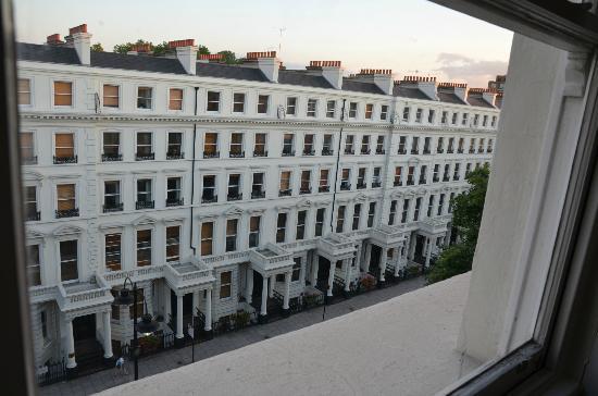 Fraser Suites Queens Gate: Vista desde nuestra habitación
