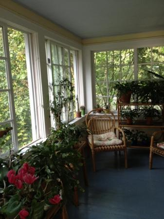 Stone House Farm Bed & Breakfast: quiet place to think