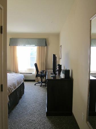 Country Inn & Suites by Radisson, Asheville West (Biltmore Estate), NC: Room on 4th floor