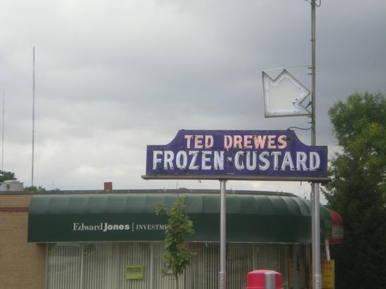 Ted Drew's Frozen Custard: Ted Drewes