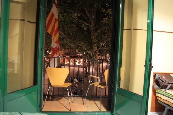 el Jardi: balcony2